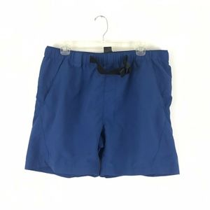 The North Face Mens Medium Swim Short Blue Elastic